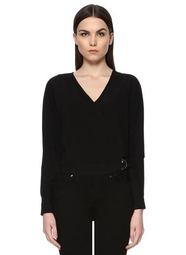 Que Bluz Siyah